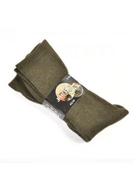 Jagtstrømper 2 pack kort