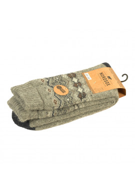 Nordsox Heavy Wool grey
