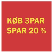 spar 20 %